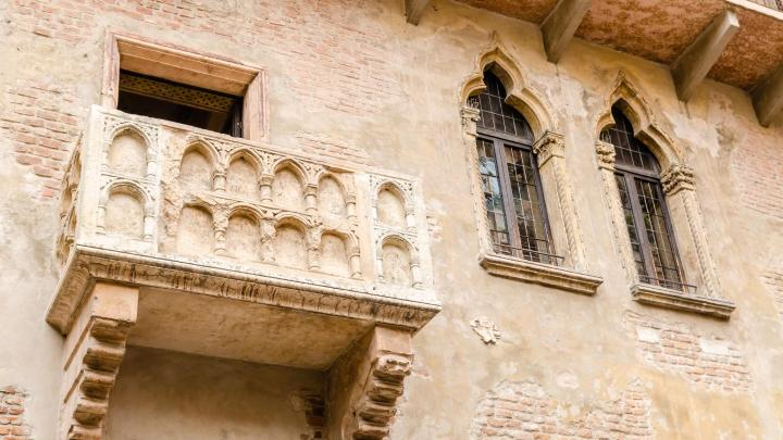 Find the best romance in Verona