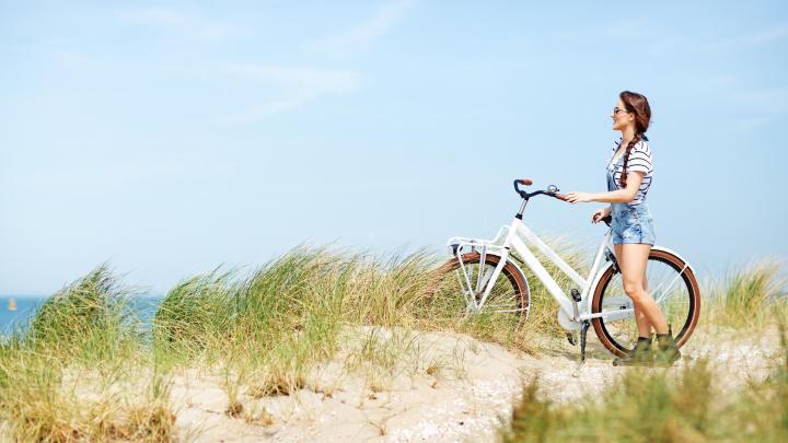 Encuentra el mejor lugar para el ciclismo en Nes