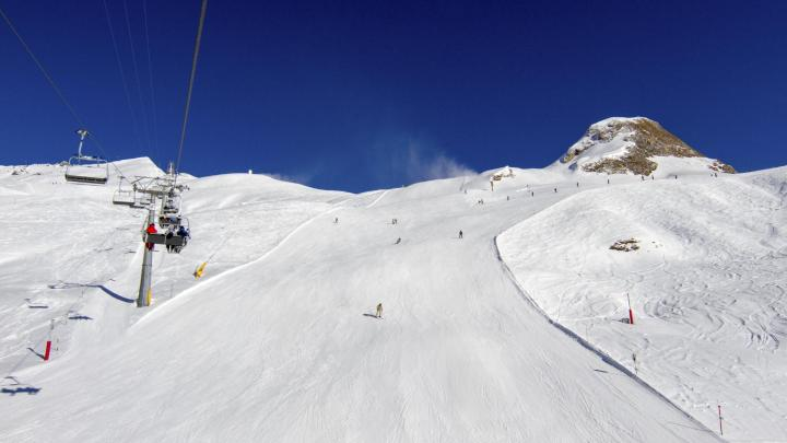Find the best downhill skiing in Ischgl