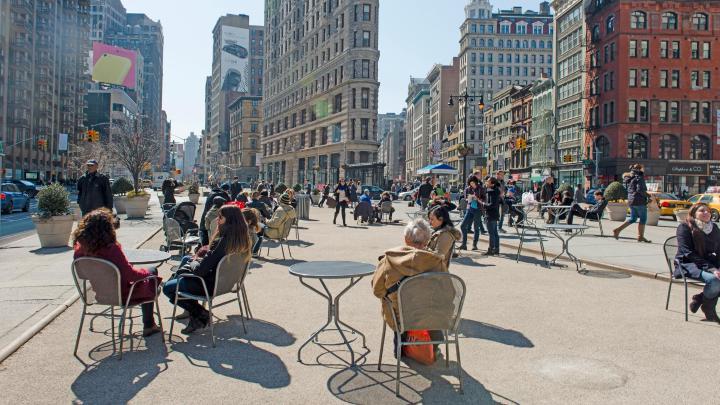 Encuentra el mejor lugar para el turismo sostenible en Nueva York