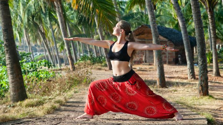Encuentra el mejor lugar para el yoga en Varkala