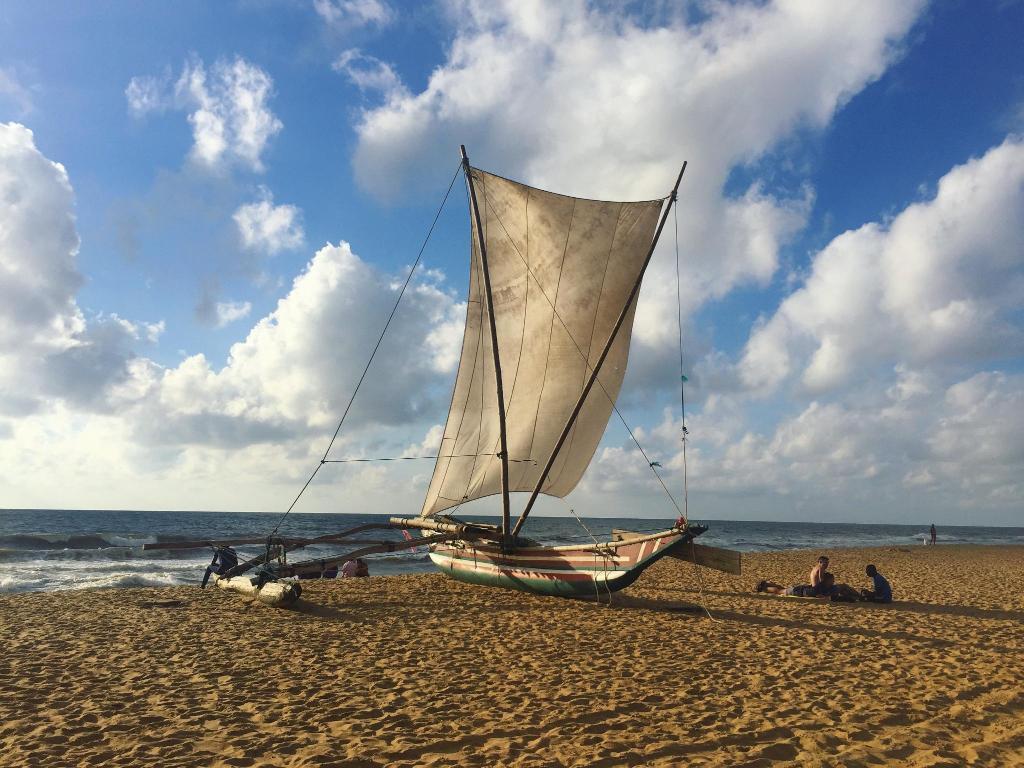 Хороший отель Шри-Ланка