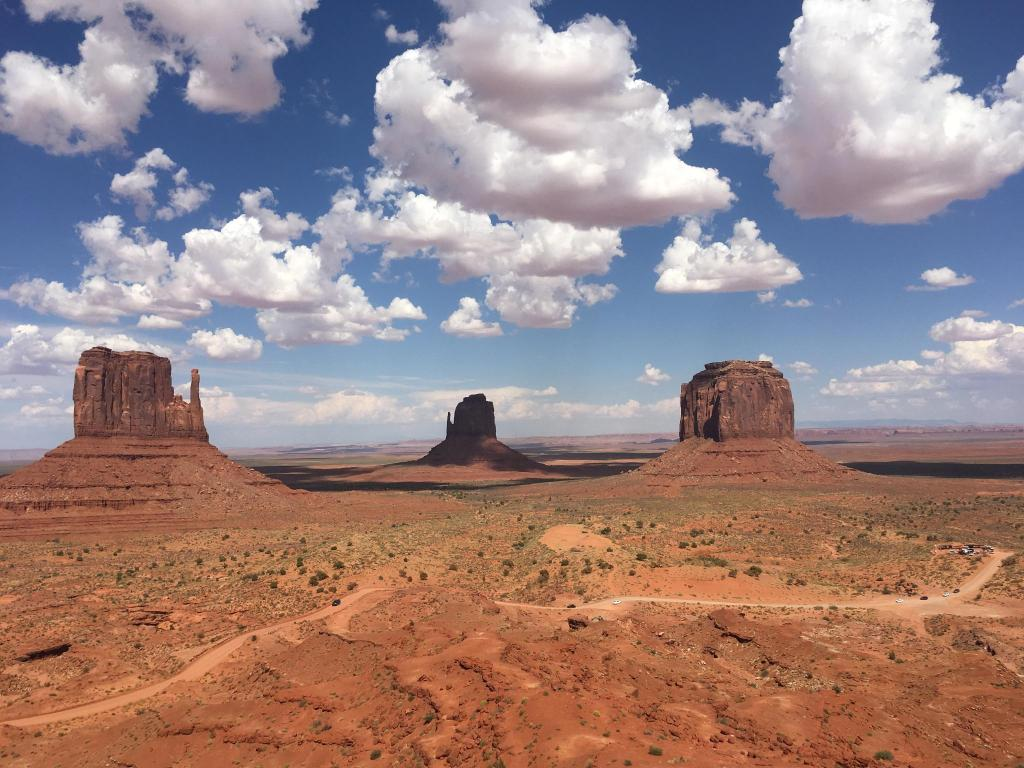 Traveler Photo Of Monument Valley By Jean Pierre