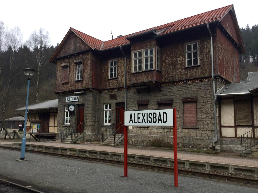 Morada Hotel Alexisbad Deutschland Alexisbad