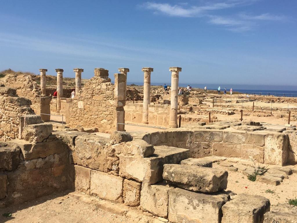 Zypern Paphos Hotel King Evelthon