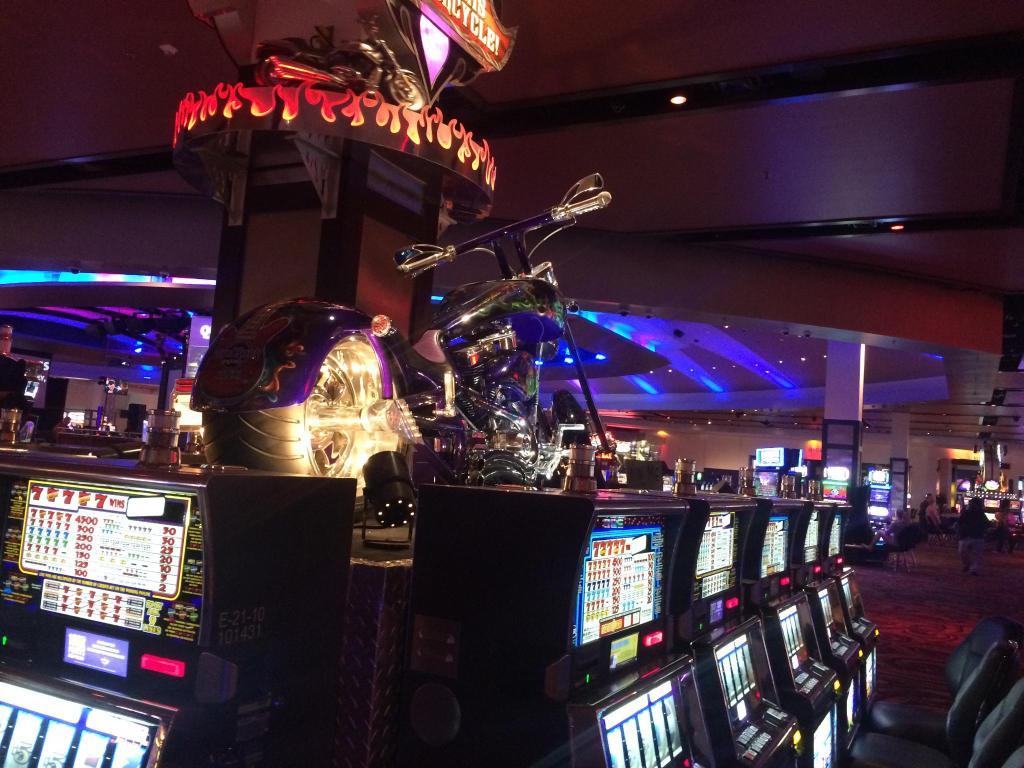 Hard rock casino biloxi reviews