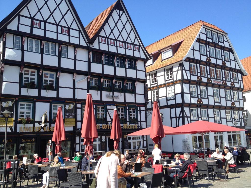 Hotel susato deutschland soest for Design hotel deutschland angebote