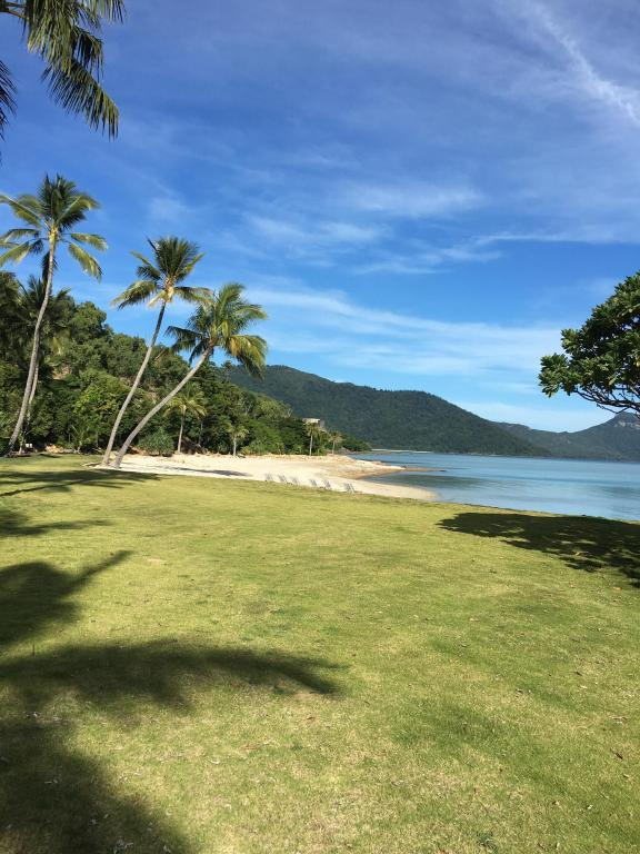 One Only Black: Resort One&Only Hayman Island, Australia