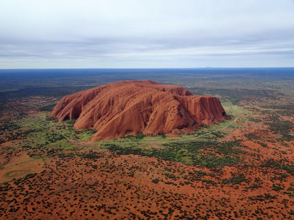 Traveler Photo Of Ayers Rock By John