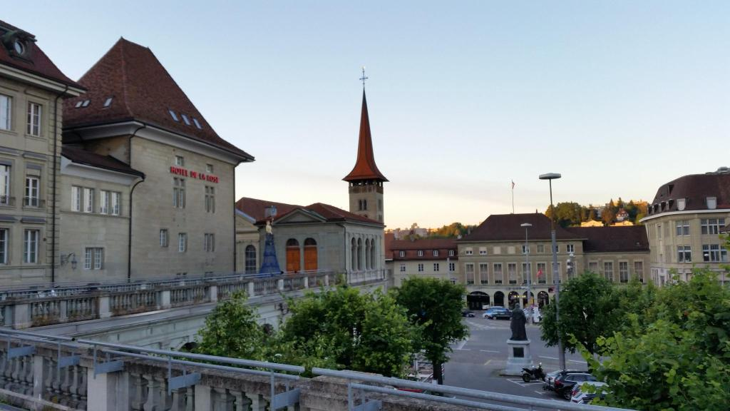NH Fribourg Hotel Switzerland Bookingcom