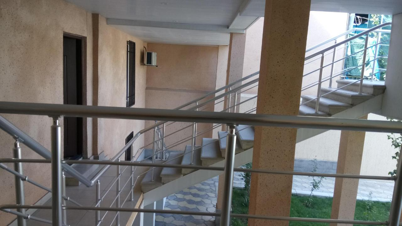 Hiding stair under the balcony - Hotel Image