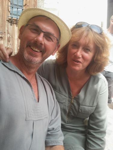 Murielle et Frédéric