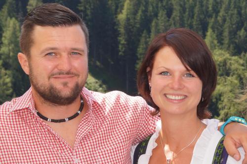 Christina und Jürgen