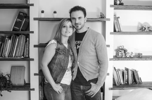 Alessandra & Moreno