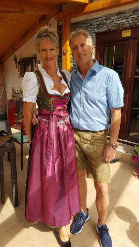 Anja und Jürgen Schusser