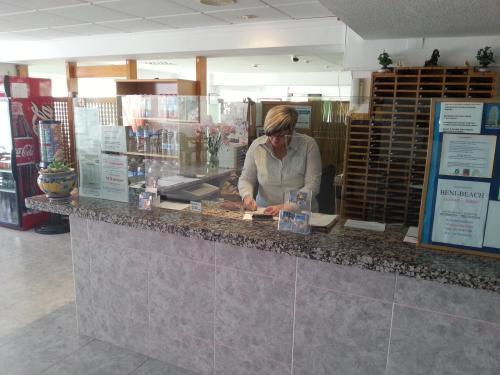 Reception Apartamentos Beni-beach