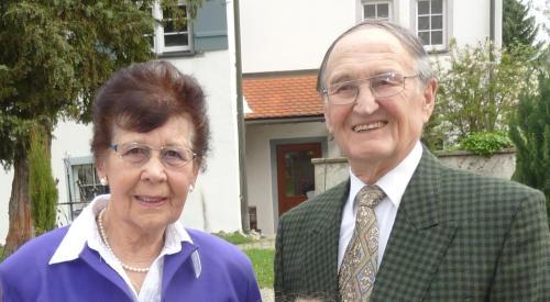 Angelika und Josef Schuetterle heissen Sie Herzlich Willkommen