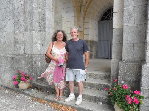 John & Ruth Sharman