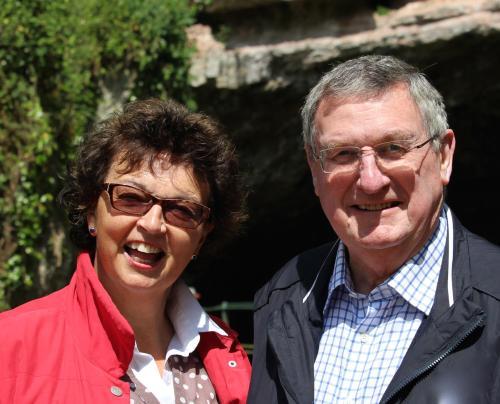 Roger & Liz Pickett