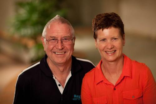 Sheryl & Bob