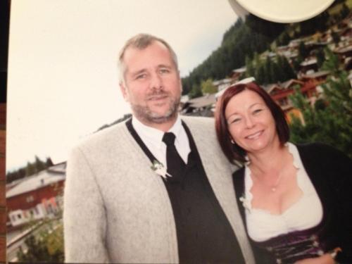Andreas und Eva-Maria Haas