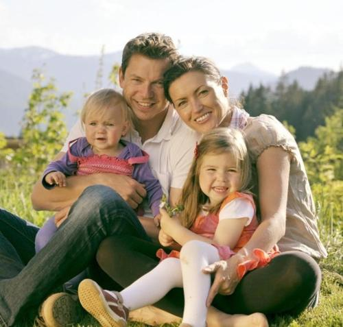 Familie Hoeflehner