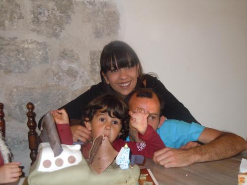 Benoit, Sabrina et Anthony