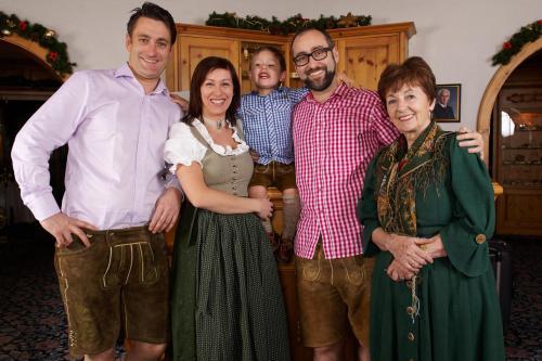 Familie Hutter