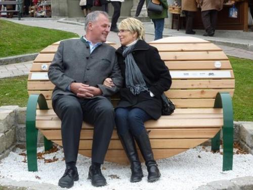 Margit und Kurt Sailer