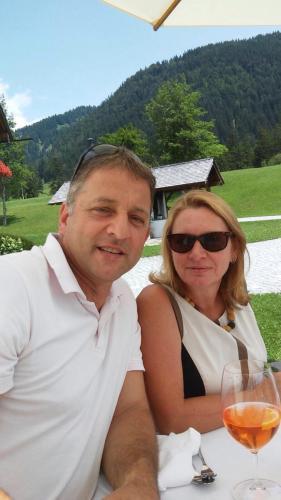 Helmut und Judith Müller