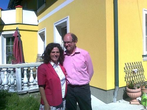 Ulrike und Florian Guetz