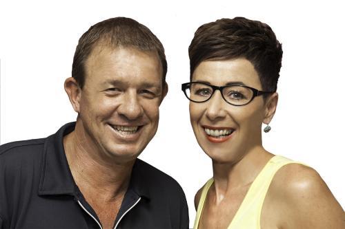 Craig and Tania Staude