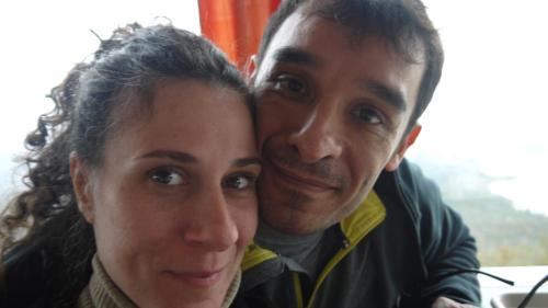 Mariano y Patricia.