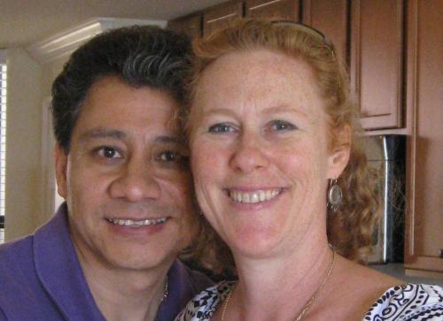 Caroline & Alfredo