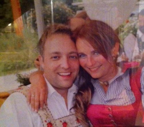 Andreas und Katrin Weber