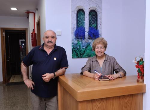 María Vila. Manuel Paredes