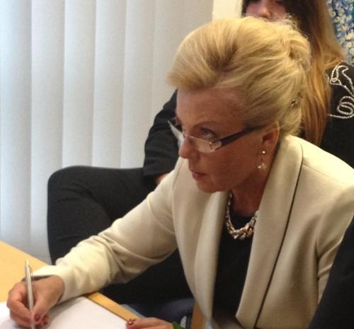 Wieslawa Brdys-Inhaberin