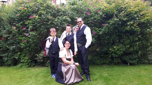 Familie Spitaler