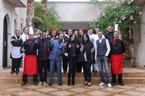Dar Lamia's team
