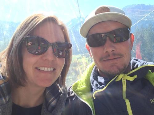 Familie Marcella und Mike Zingerle