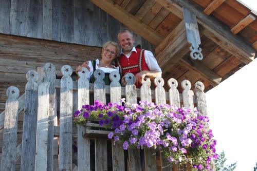 Manuela und Manfred Bogensperger