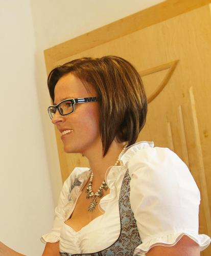 Gastgeberin Birgit Rieser