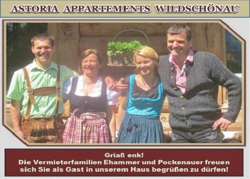 Familie Ehammer & Pockenauer