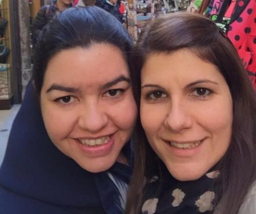 Jennifer y Alejandra