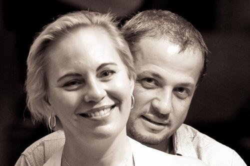 Christelle & Jocelyn Philogene