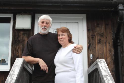 Peter & Carol