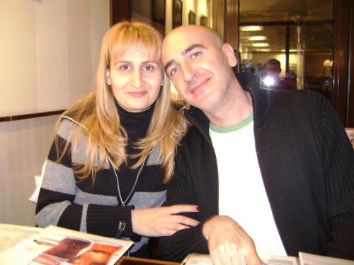 Claudio e Antoaneta