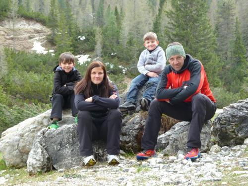 Familie Leiter