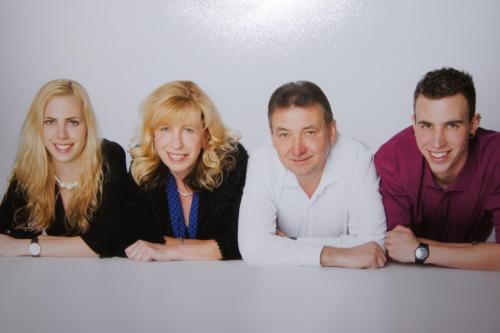 Johann, Barbara, Michael und Carina