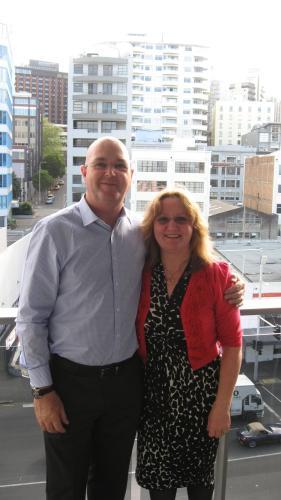 Max and Carol Lewis